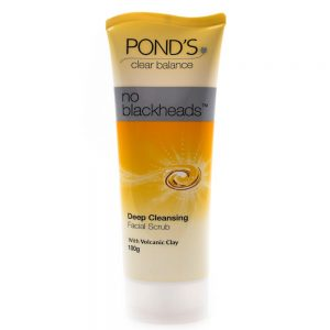 577 - ponds_no_black_head_deep_cleansing_facial_scrub_100gr_front_1